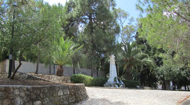 garden napier kefalonia